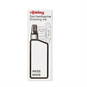 Rotring Rapido Mürekkebi Beyaz 0216550