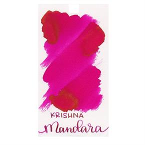 Krishna Super Rich Series Mandara 20 ml Şişe Mürekkep