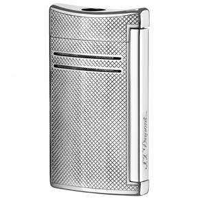 S.T. Dupont Maxijet Çakmak Lighter Torch Flame Chrome Grid 20157