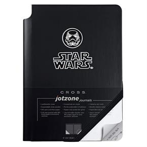 Cross Jotzone Star Wars Stormtrooper Medium Defter AC273D-9M