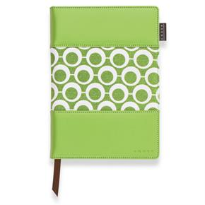 Cross Signature Small Defter Mod Yeşil AC248-3S