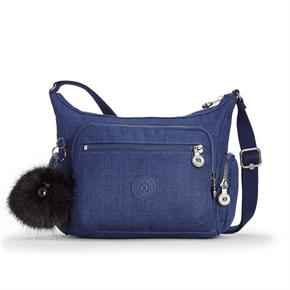 Kipling Gabbie S Basic Plus Omuz Çantası Cotton Ind KI2532-48G