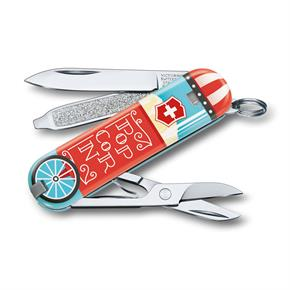 Victorinox Classic Let İt Pop 2019 Limitli Çakı 0.6223.L1910