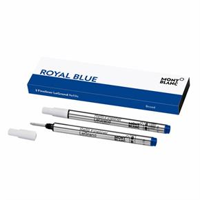 Montblanc Le Grand Fineliner Kalem Yedeği Bold Royal Blue 124494