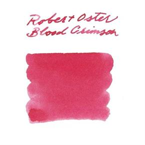 Robert Oster Şişe Mürekkep Blood Crimson 50264