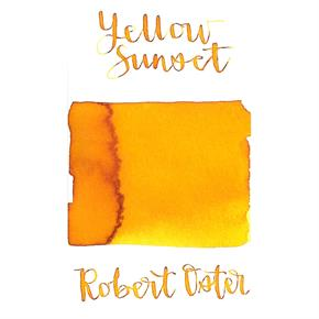 Robert Oster Şişe Mürekkep Yellow Sunset 50400
