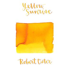 Robert Oster Şişe Mürekkep Yellow Sunrise 50480