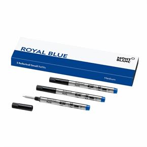 Montblanc Roller Kalem Yedeği Small Boy Medium Royal Blue 124505
