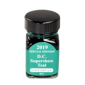 Monteverde 2019 D.C. Supershow Teal Mürekkep 30 ml G309DT