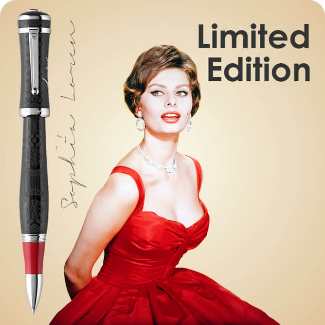 Montegrappa Limited Edition Kalem